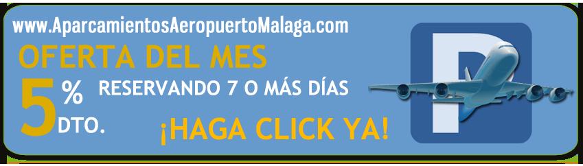 Parking Aeropuerto Málaga - AparcamientosAeropuertoMalaga.com
